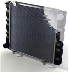 Радиаторы алюминиевые паяные LUZAR