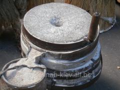 Linen flour in Ukraine