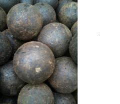 Spheres steel grinding for the DSTU 3499-97 ball