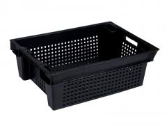 Box plastic for vegetables 600 400 200