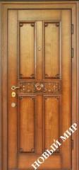 Entrance door metal, category 3, Verona