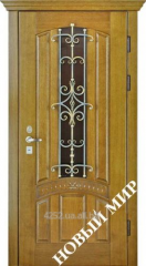 Entrance door metal, category 3, Arkady
