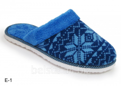 Slippers domestic BelST