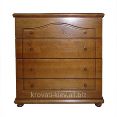 Dressers from the massif of a tree Lviv