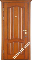 Entrance door metal, category 3, Academy