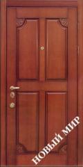 Entrance door metal, category 3, Camellia