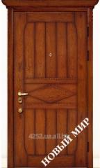 Входная дверь металлическая, категория 3, Кантри