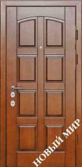 Входная дверь металлическая, категория 2, Шведская