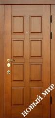 Entrance door metal, category 2, Swedish 2023