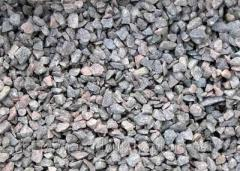 Crushed stone granite 2-5