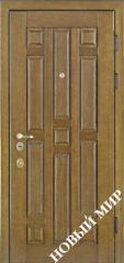 Входная дверь металлическая, категория 2, Крепость
