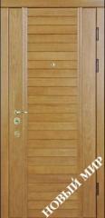Входная дверь металлическая, категория 2, Шале
