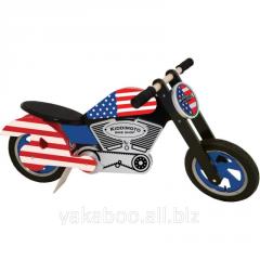 """Беговел Kiddi Moto Chopper USA 12"""""""