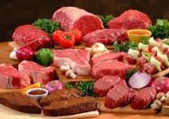 Мясо и субпродукты со скотобоен и птицебоен.