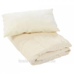 """Комплект одеяло + подушка """"Зимние сны"""""""