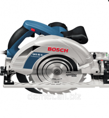Circular saw of BOSCH GKS 85 G (2,2 kW, disk of