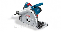 Submersible saw of Bosch GKT 55 GCE (1400 W,
