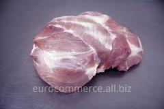 La carne de cerdo mercantil