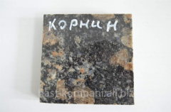 Granite decorative