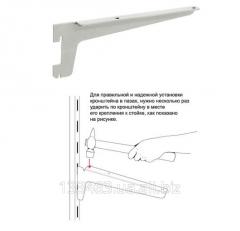 Скоба однопазная Г-образная 180 мм L8210WH