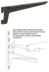 Скоба однопазная Г-образная 180 мм L8210GA