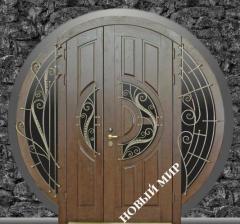 Входная дверь премиум класса 57