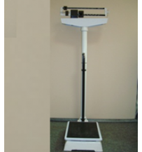 Scales for weighing of people (with the height