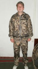 Костюм для охотников. Одежда для охотников от