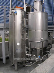 Tanks for chemical industry