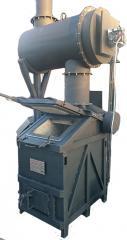 Incinerator for medical waste UT100D