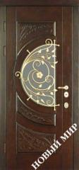 Межкомнатная деревянная дверь премиум-класса Незабудка