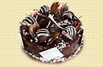 Cake Tryufelny paradise