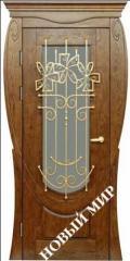 Межкомнатная деревянная дверь премиум-класса Маргарита