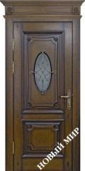 Межкомнатная деревянная дверь премиум-класса Генуя