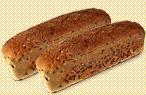 Хлеб ржано-пшеничный без дрожжей