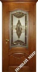 Межкомнатная деревянная дверь премиум-класса Гурзуф