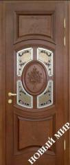 Межкомнатная деревянная дверь премиум-класса Флорентина