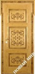 Межкомнатная деревянная дверь премиум-класса Страдивари