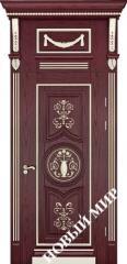 Межкомнатная деревянная дверь премиум-класса Парадная