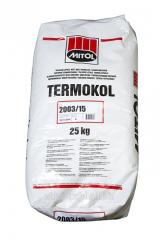 Hot-melt adhesive for kromkooblitsovka.