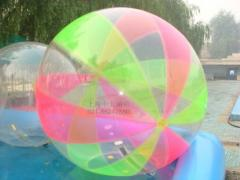 Водный шар ТПУ диаметр 2 метра. Водные шары на