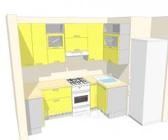 Кухня мод 007