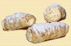 Пирожное Слоїсте з білковим кремом