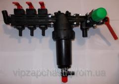 Arag 260l/min/min pressure regulator