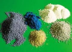 Удобрения минеральные