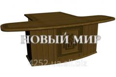 Стол кабинетный 3