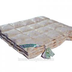 Одеяло тик жёлтая роза (155х215 см)Экопух