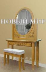 Туалетный столик и банкетка