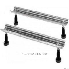 Leg Kolo for U bathtubs - a profile of 600 mm