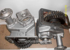 Box of selection of power on ZIL-131
